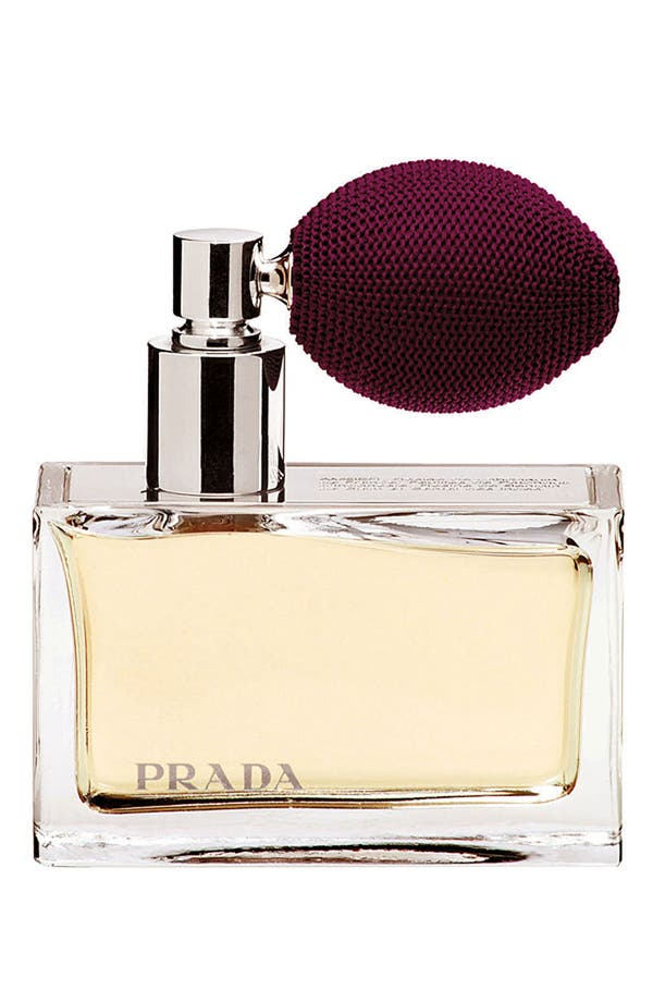 Alternate Image 1 Selected - Prada 'Amber' Eau de Parfum Refillable Spray