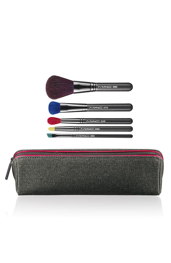 Main Image - M·A·C Cine-Matics All-Over Brushes (Nordstrom Exclusive) ($120 Value)