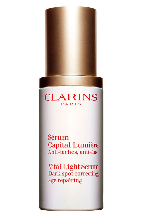 Alternate Image 1 Selected - Clarins 'Vital Light' Serum