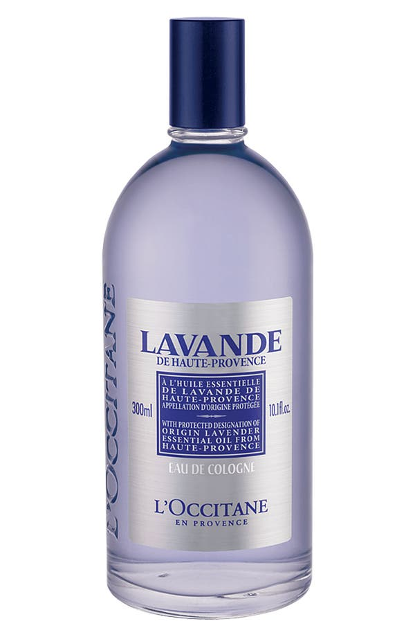 Alternate Image 1 Selected - L'Occitane Lavender Eau de Cologne