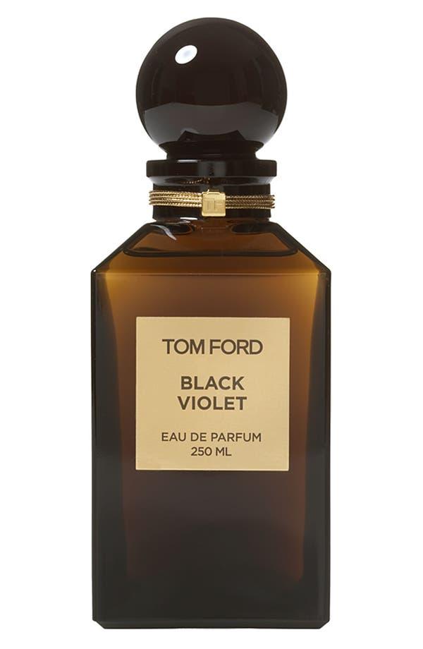 Alternate Image 1 Selected - Tom Ford Private Blend 'Black Violet' Eau de Parfum Decanter
