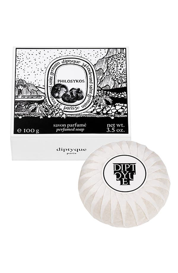 Alternate Image 1 Selected - diptyque 'Philosykos' Perfumed Soap