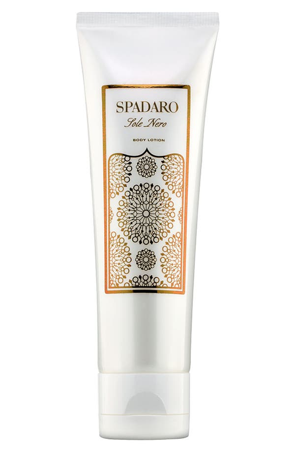 Main Image - Spadaro 'Sole Nero' Body Lotion (Nordstrom Exclusive)