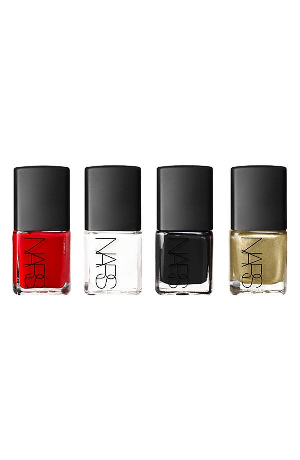 Alternate Image 1 Selected - NARS 'Kuroko Kabuki' Mini Nail Polish Coffret ($43 Value)