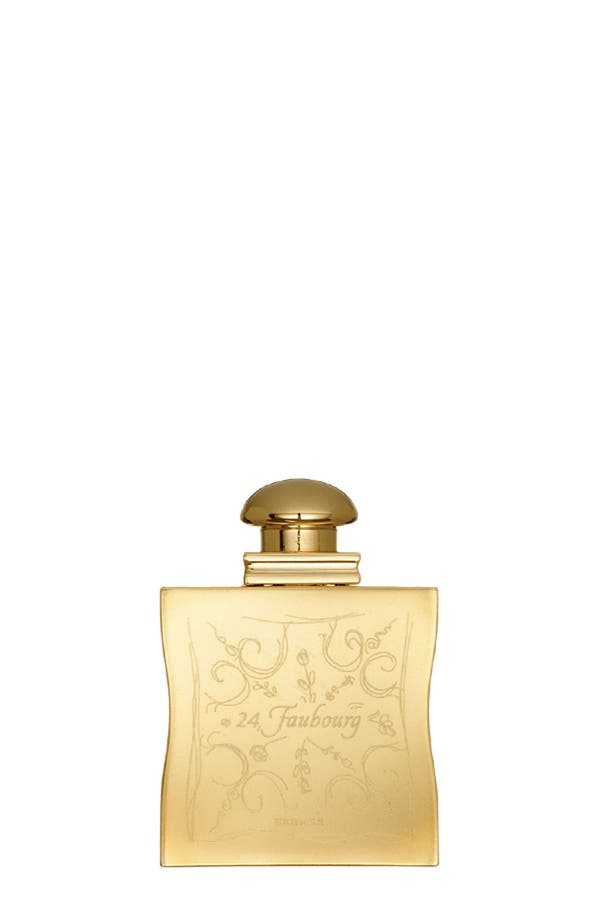 Alternate Image 1 Selected - Hermès 24 Faubourg - Pure perfume refillable jewel spray