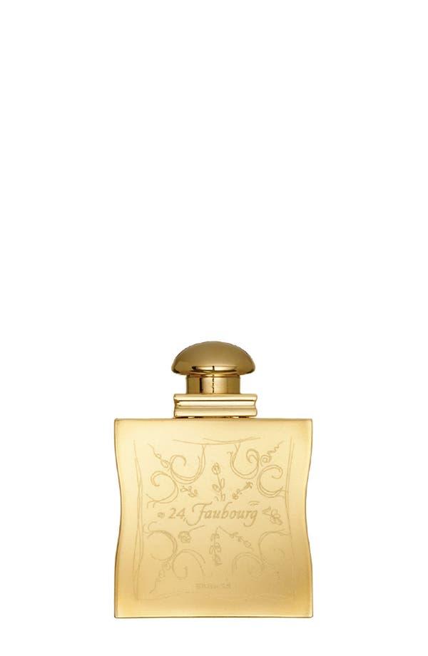 Main Image - Hermès 24 Faubourg - Pure perfume refillable jewel spray