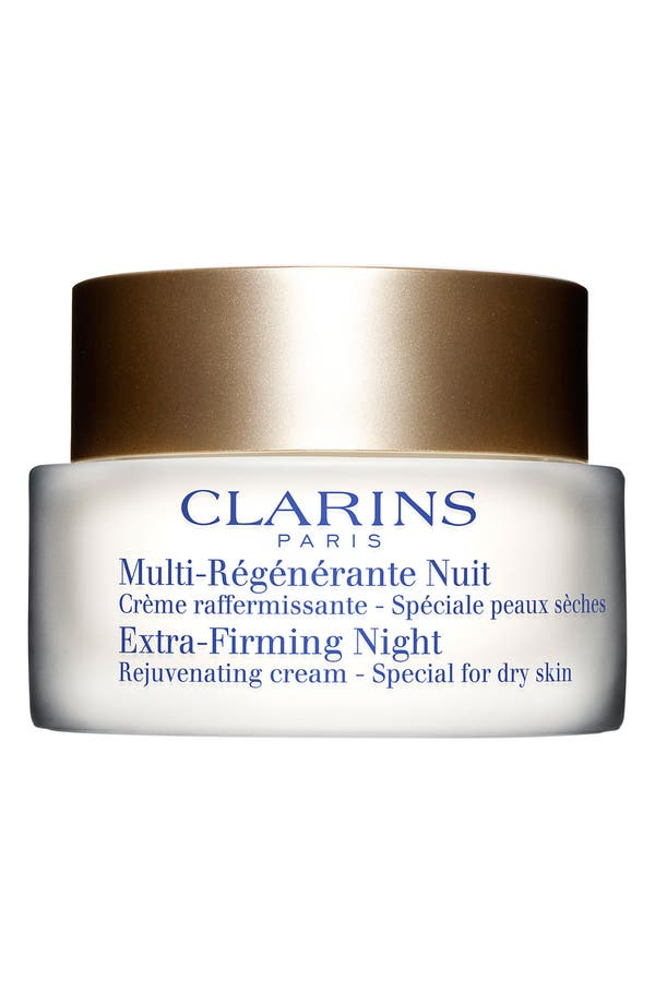 CLARINS 'Extra-Firming' Night Rejuvenating Cream for Dry Skin