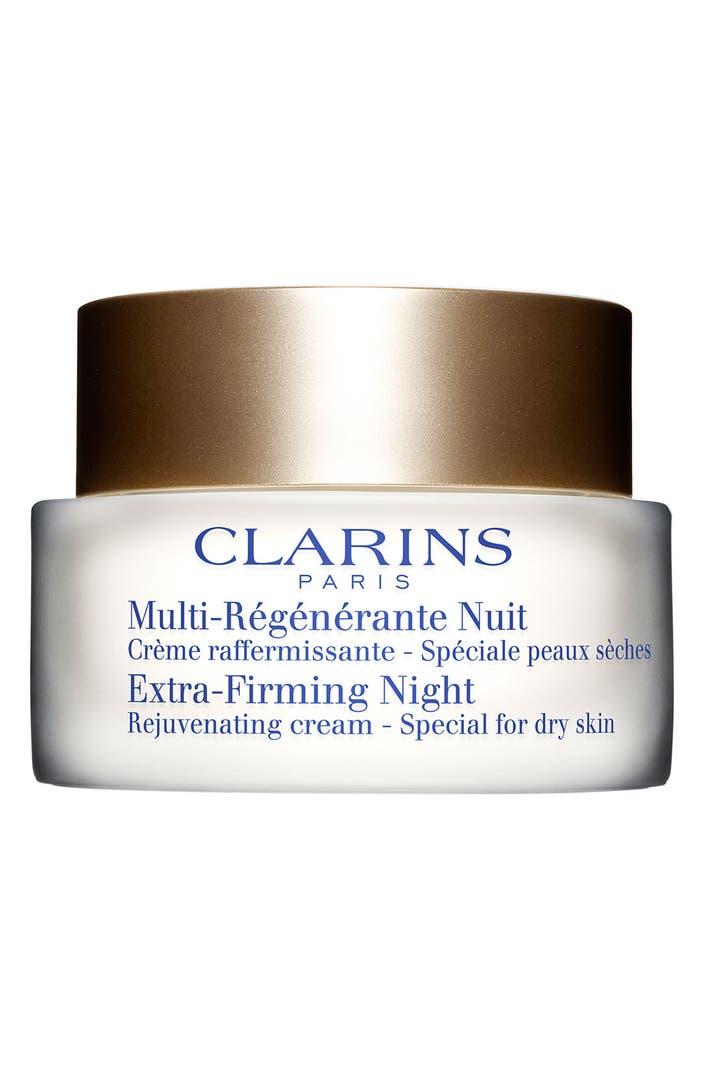 clarins 39 extra firming 39 night rejuvenating cream for dry skin nordstrom. Black Bedroom Furniture Sets. Home Design Ideas