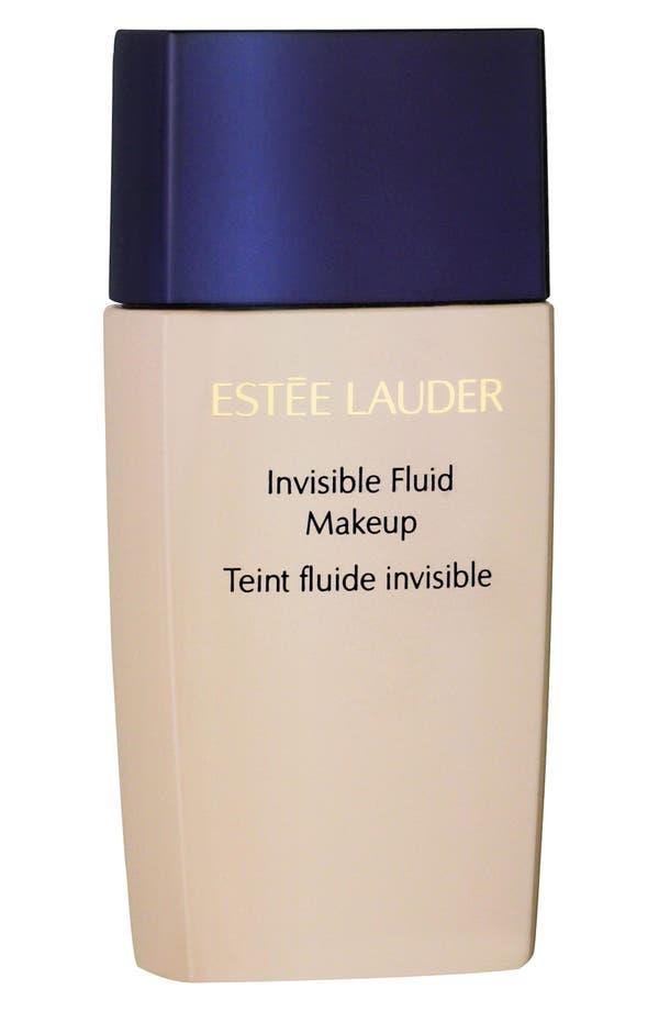 Alternate Image 1 Selected - Estée Lauder 'Invisible Fluid' Makeup