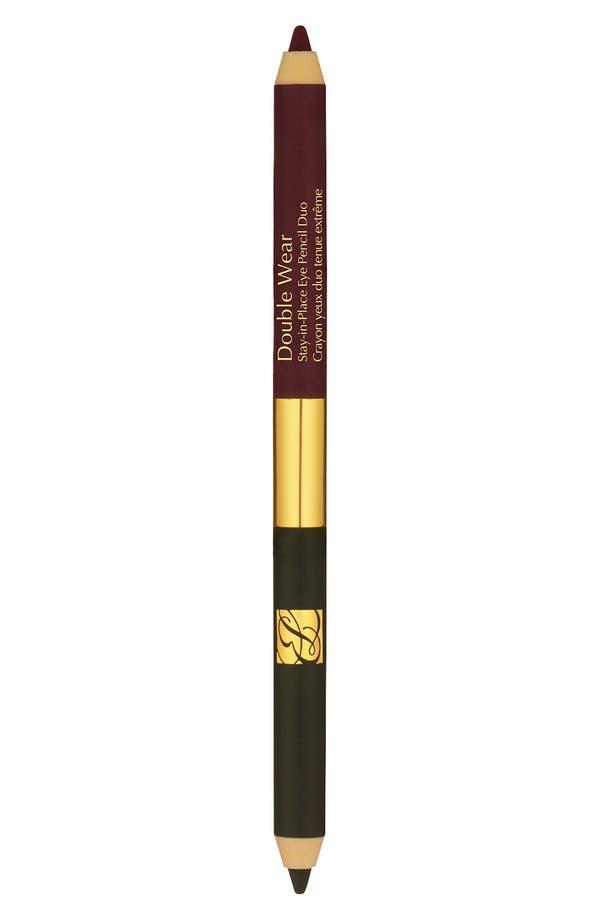 Alternate Image 1 Selected - Estée Lauder 'Double Wear Stay-in-Place' Eye Pencil Duo