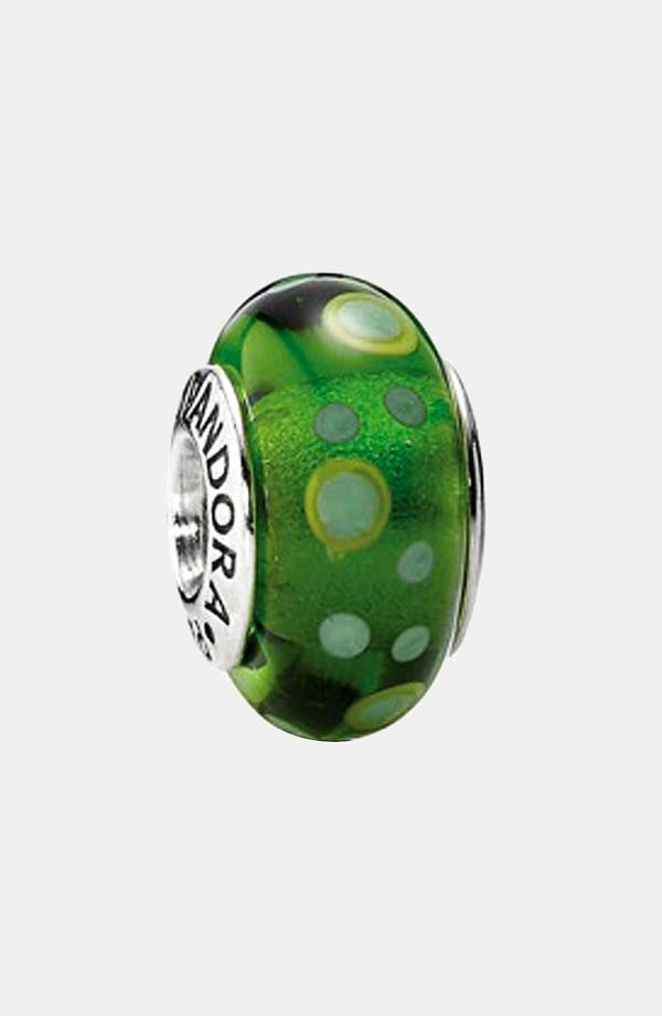 Alternate Image 1 Selected - PANDORA 'Bubble' Murano Glass Charm