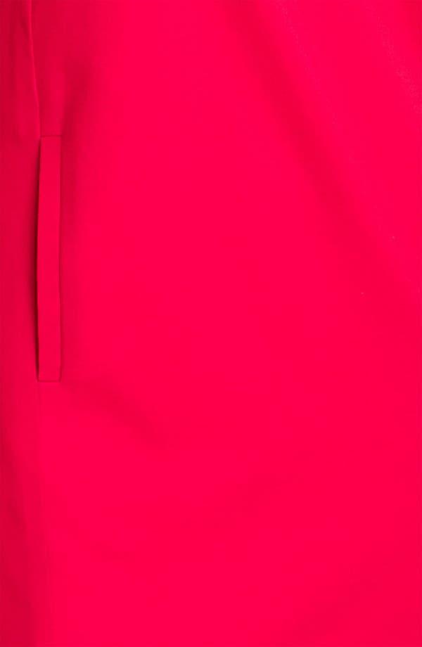 Alternate Image 3  - Ted Baker London Mixed Media Shift Dress