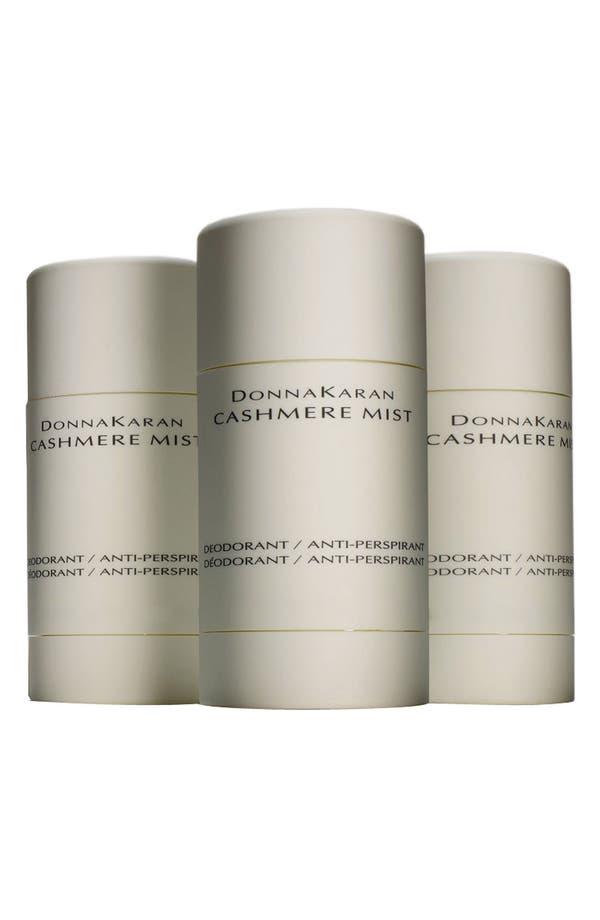Alternate Image 1 Selected - Donna Karan 'Cashmere Mist' Deodorant Trio ($66 Value)