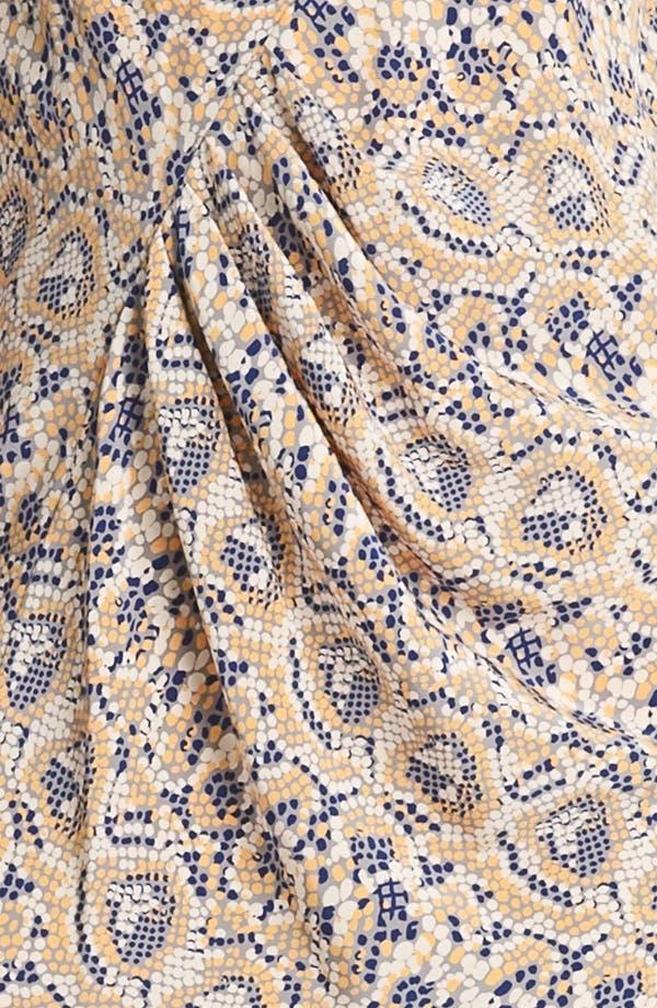 Alternate Image 3  - Thakoon Mosaic Print Silk Dress