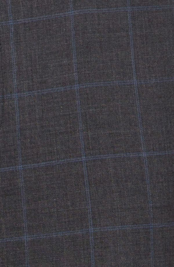 Alternate Image 3  - Calibrate Flat Front Plaid Wool Pants