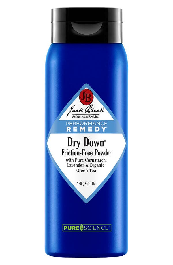 Alternate Image 1 Selected - Jack Black Dry Down Friction-Free Powder