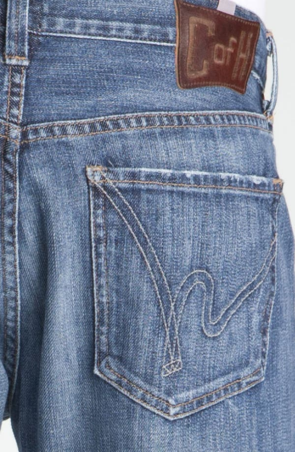 Alternate Image 3  - Citizens of Humanity 'Perfect' Casual Fit Straight Leg Jeans (Stud)