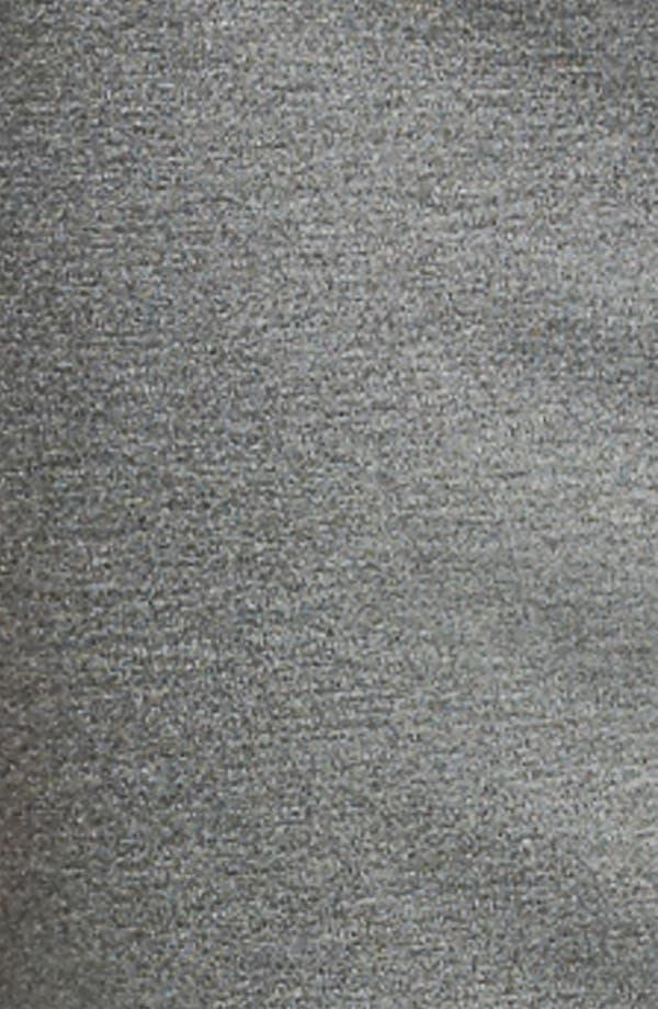 Alternate Image 3  - Lida Baday Bonded Jersey Jacket