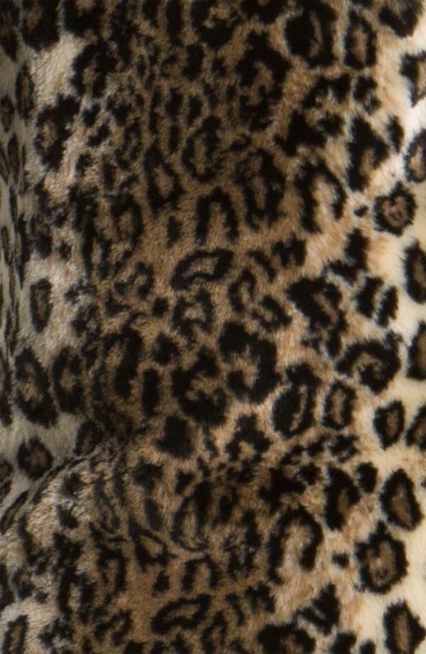 Alternate Image 3  - Alice + Olivia 'Ettie' Faux Fur Vest
