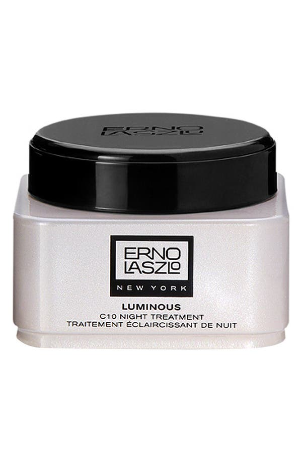 Alternate Image 1 Selected - Erno Laszlo 'Luminous' Night Treatment