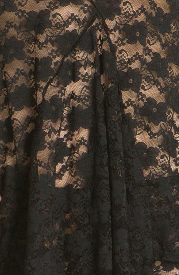 Alternate Image 3  - In Bloom by Jonquil 'Modern Romance' Tank & Shorts Set