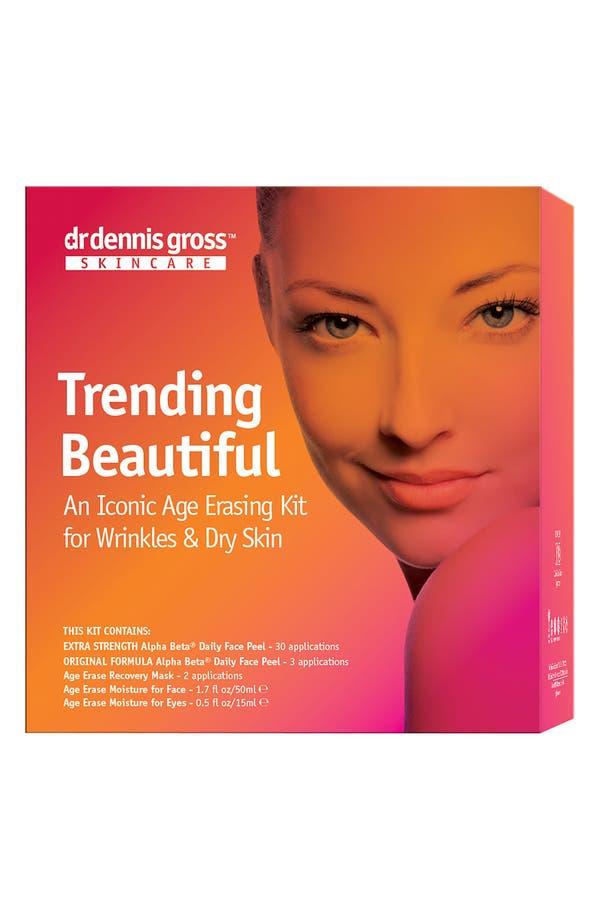 Alternate Image 2  - Dr. Dennis Gross Skincare 'Trending Beautiful' Age Erasing Kit