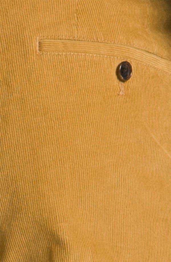 Alternate Image 3  - BOSS Black 'Shap' Corduroy Trousers