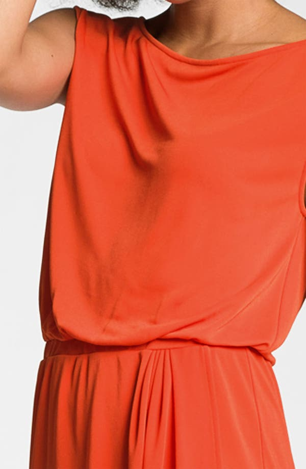 Alternate Image 3  - Trouvé Draped Faux Wrap Dress