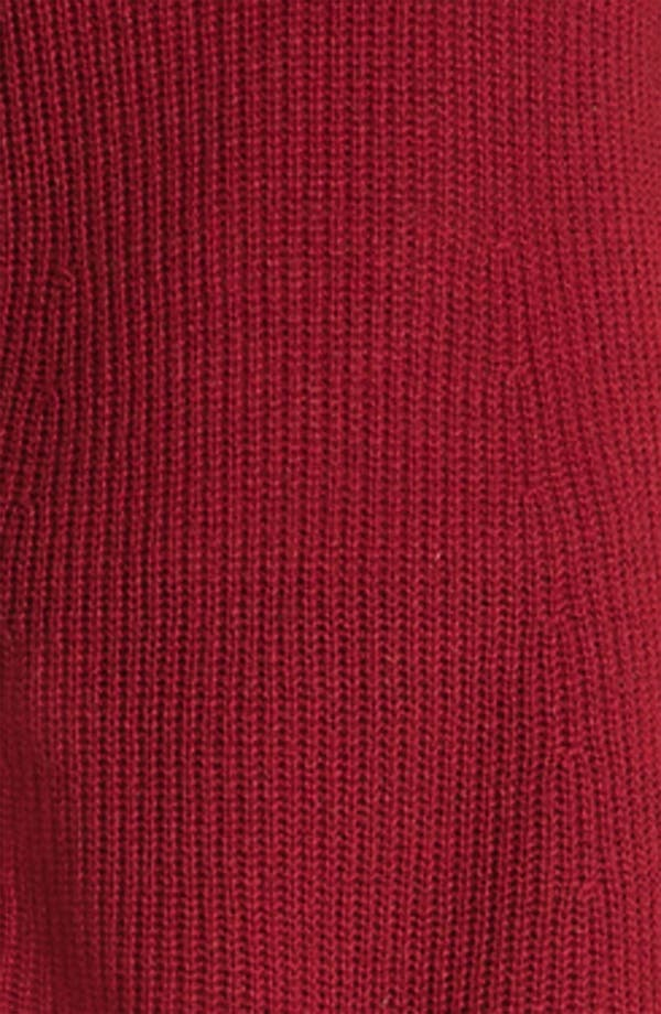 Alternate Image 3  - Eileen Fisher Supersoft Yak Wool Blend Tunic Dress