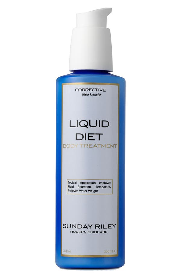 Main Image - Sunday Riley 'Liquid Diet' Body Treatment