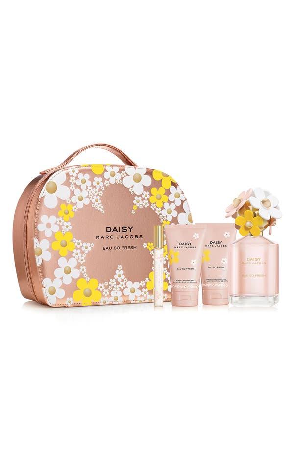 Alternate Image 1 Selected - MARC JACOBS 'Daisy Eau So Fresh' Gift Set ($156 Value)