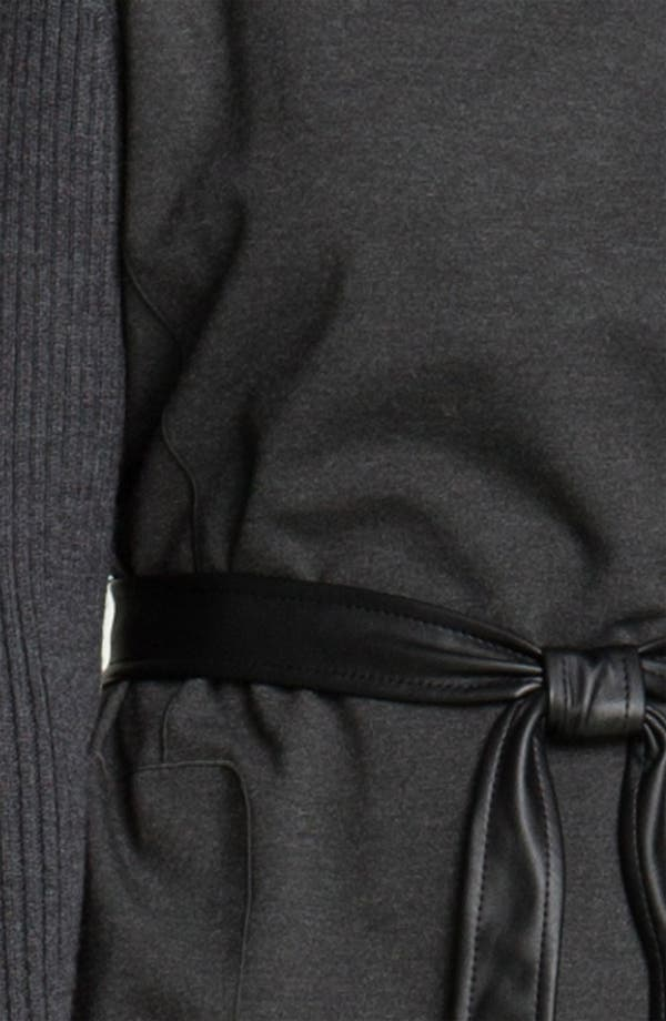 Alternate Image 3  - Lafayette 148 New York Belted Asymmetrical Jacket