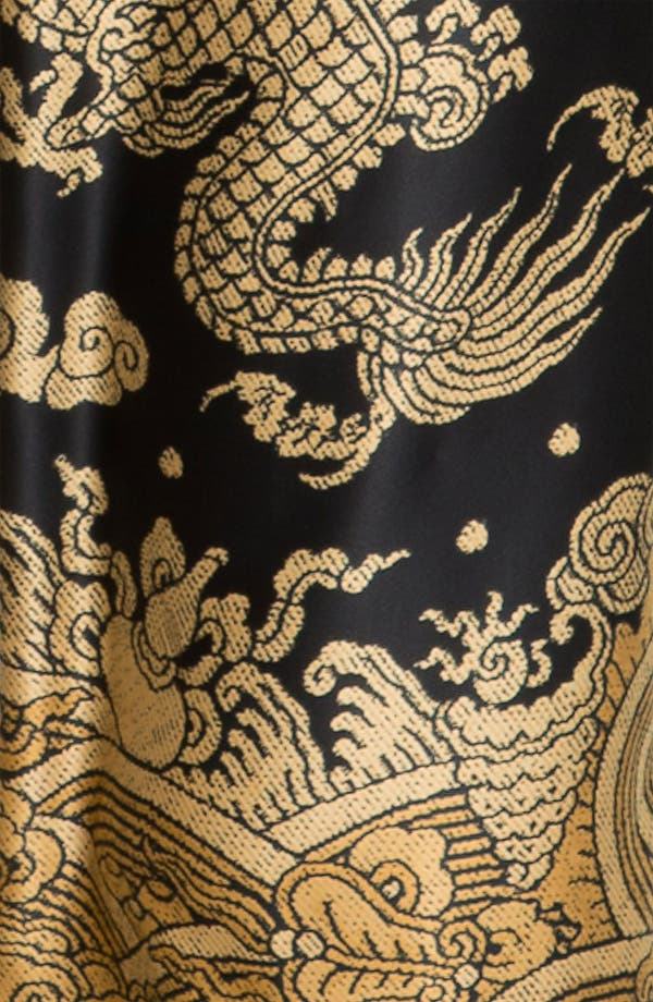 Alternate Image 3  - Natori 'Dragon' Pajamas