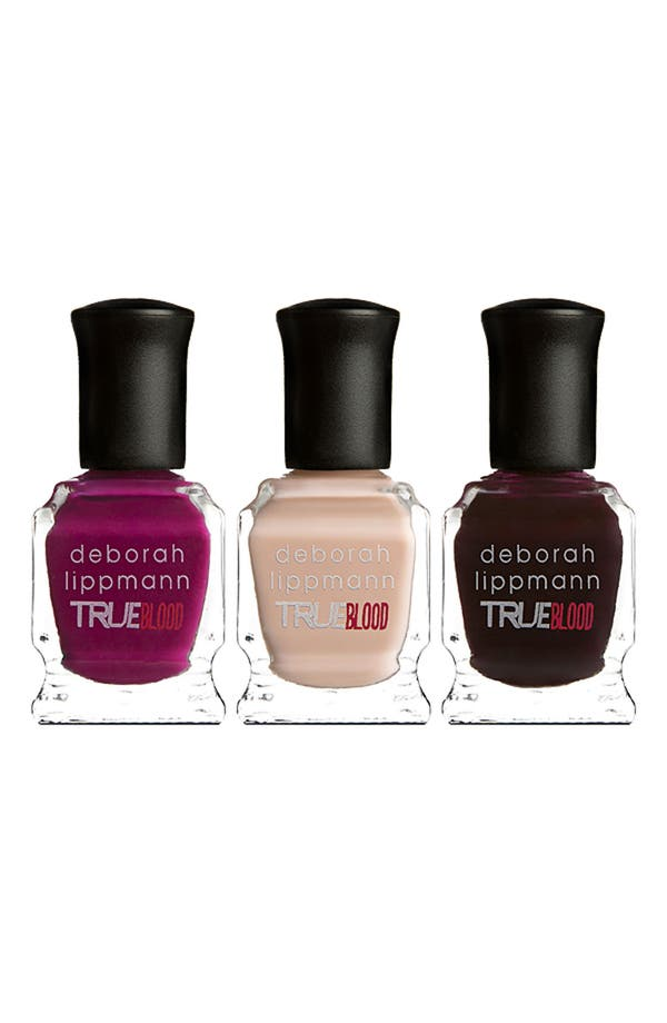 Main Image - Deborah Lippmann 'True Blood® - Bad Things' Mini Nail Lacquer Set