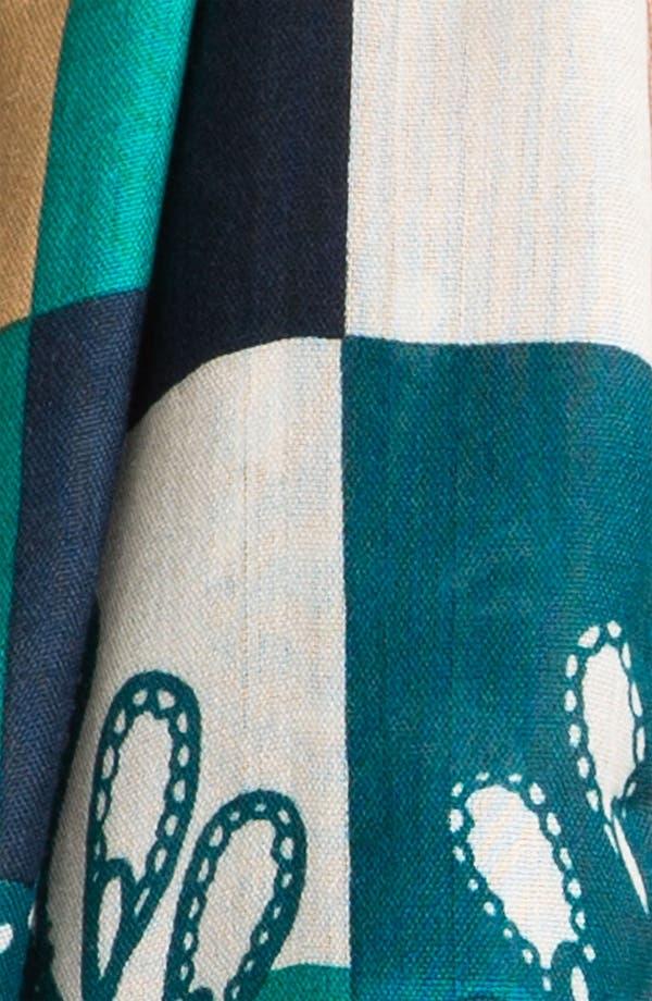 Alternate Image 2  - Hinge® 'Pixel Lace' Scarf