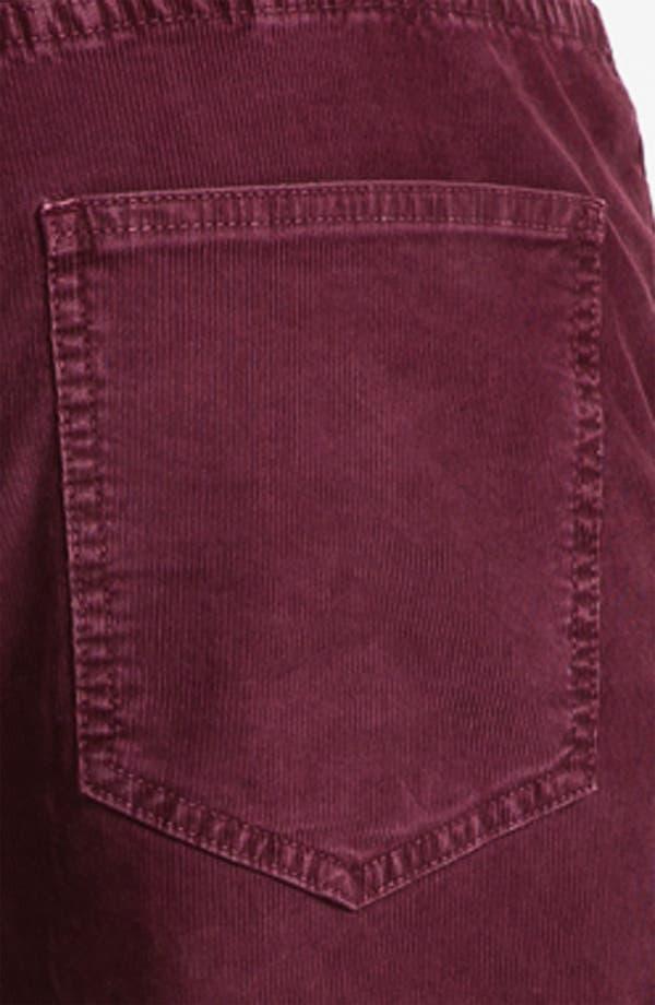 Alternate Image 3  - life/after/denim 'Palermo' Slim Straight Leg Corduroy Pants