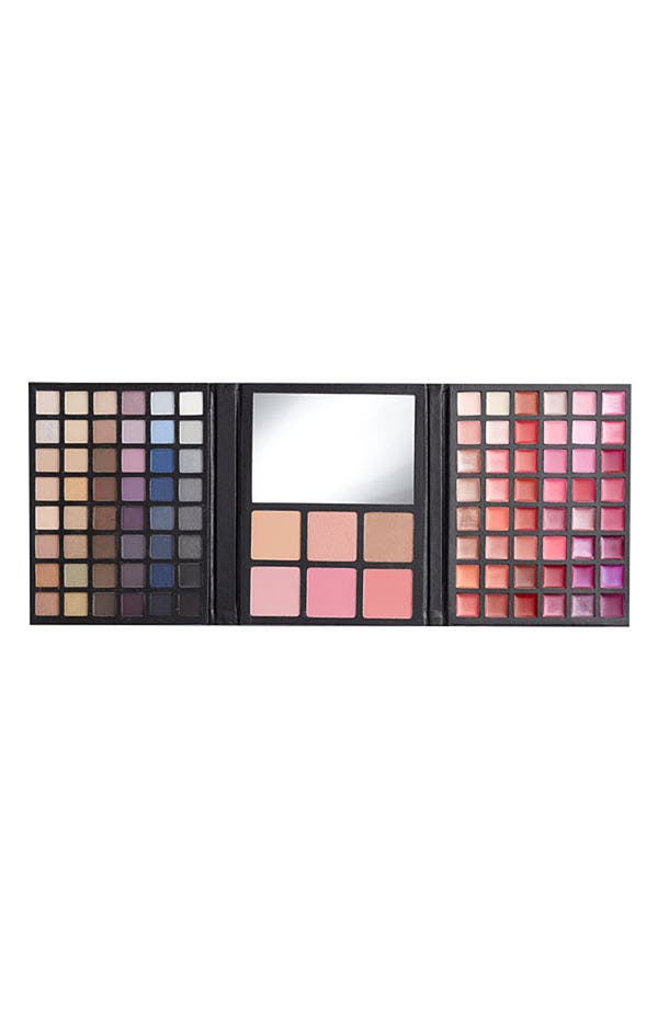 Alternate Image 1 Selected - Nordstrom Quilted Makeup Palette ($100 Value)