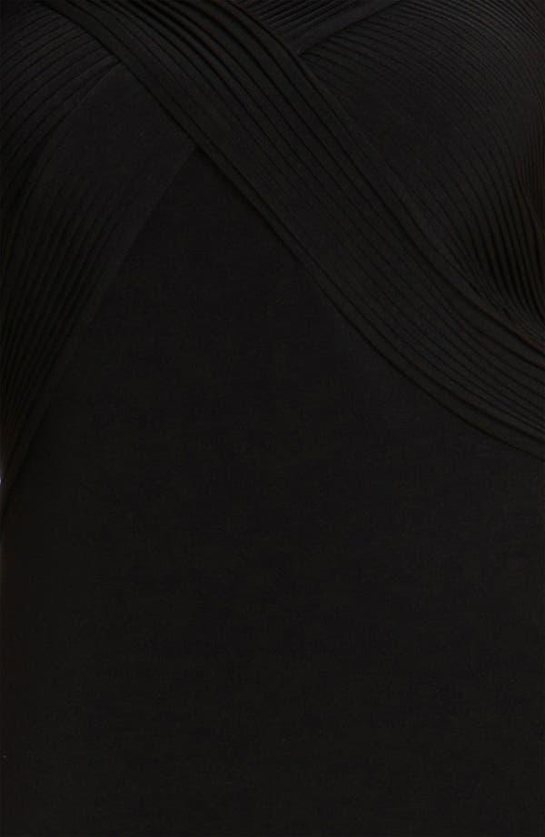 Alternate Image 3  - Calvin Klein Crisscross Sleeveless Knit Dress (Plus)