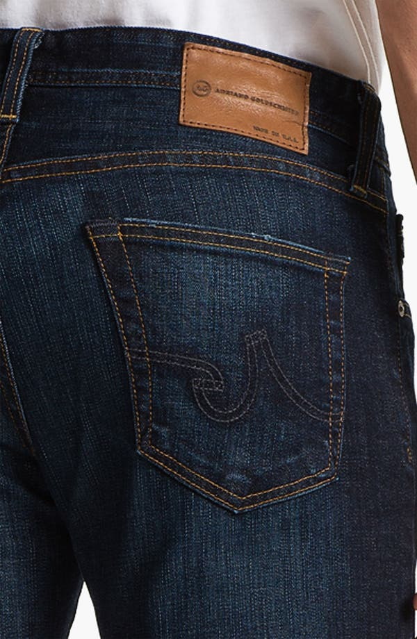 Alternate Image 4  - AG Jeans 'Matchbox' Slim Fit Jeans (Robinson)