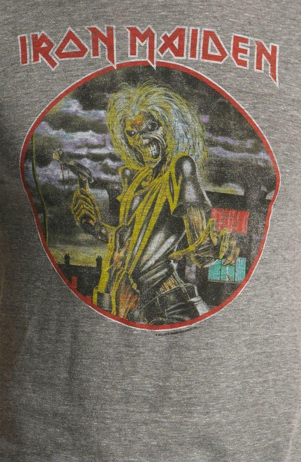 Alternate Image 3  - Chaser 'Iron Maiden' Graphic T-Shirt