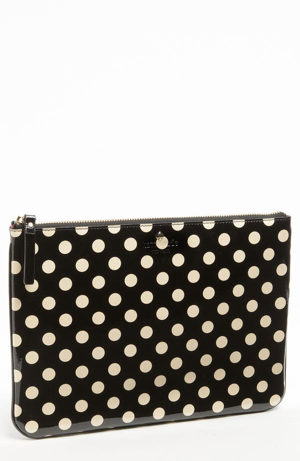 Main Image - kate spade new york 'carlisle street - georgie' zip pouch