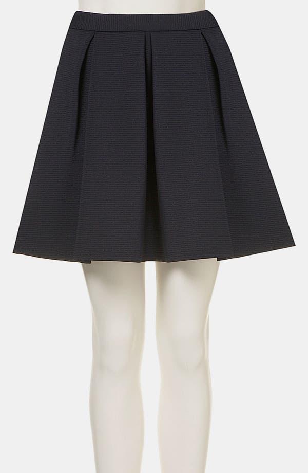 Alternate Image 2  - Topshop Pleated Skirt