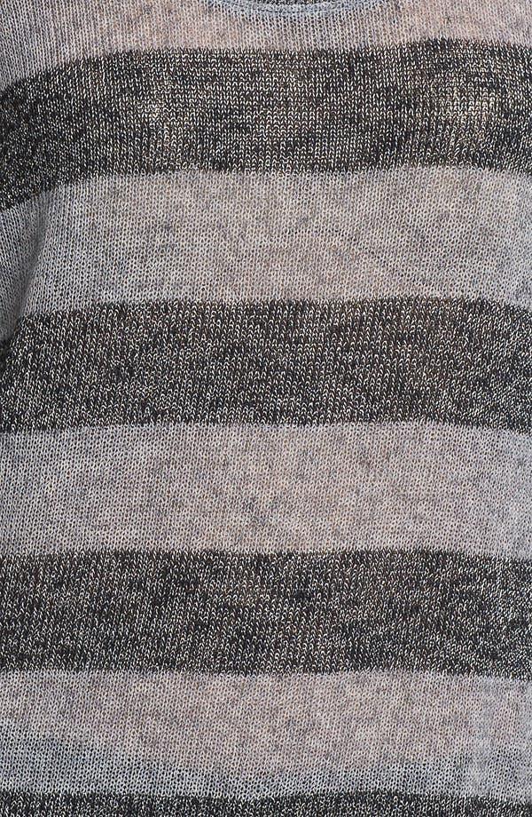 Alternate Image 3  - Soft Joie 'Sky' Sheer Stripe Sweater