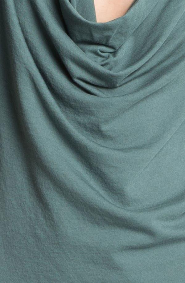 Alternate Image 3  - HELMUT Helmut Lang Draped Jersey Dress