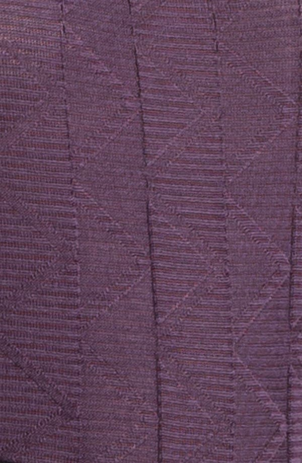 Alternate Image 3  - M Missoni Tonal Zigzag Boatneck Top