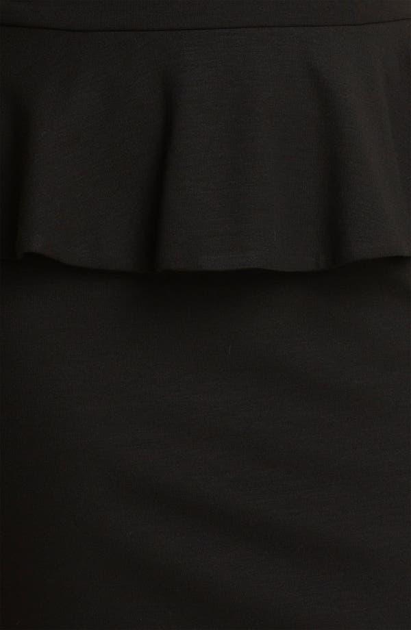 Alternate Image 3  - Ella Moss 'Emily' Peplum Dress