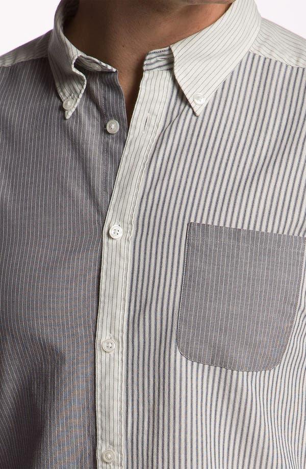 Alternate Image 3  - Edun Woven Sport Shirt