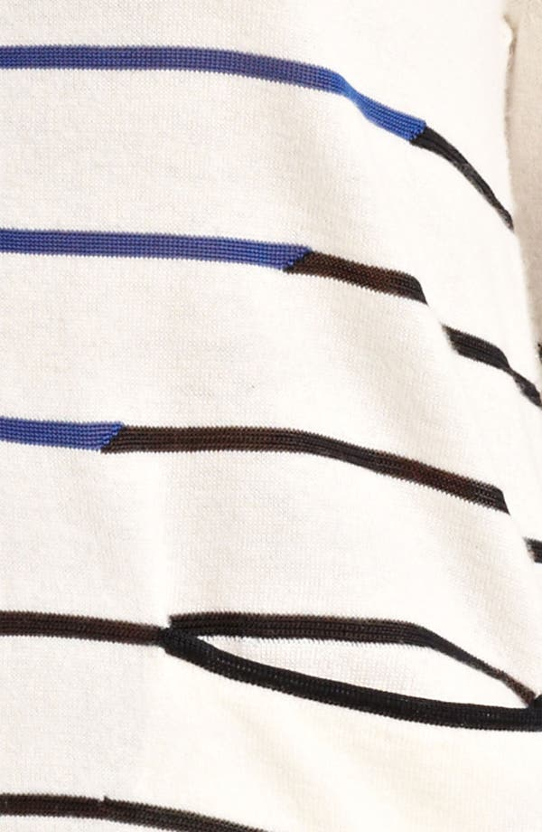 Alternate Image 3  - Band of Outsiders Stripe Cardigan