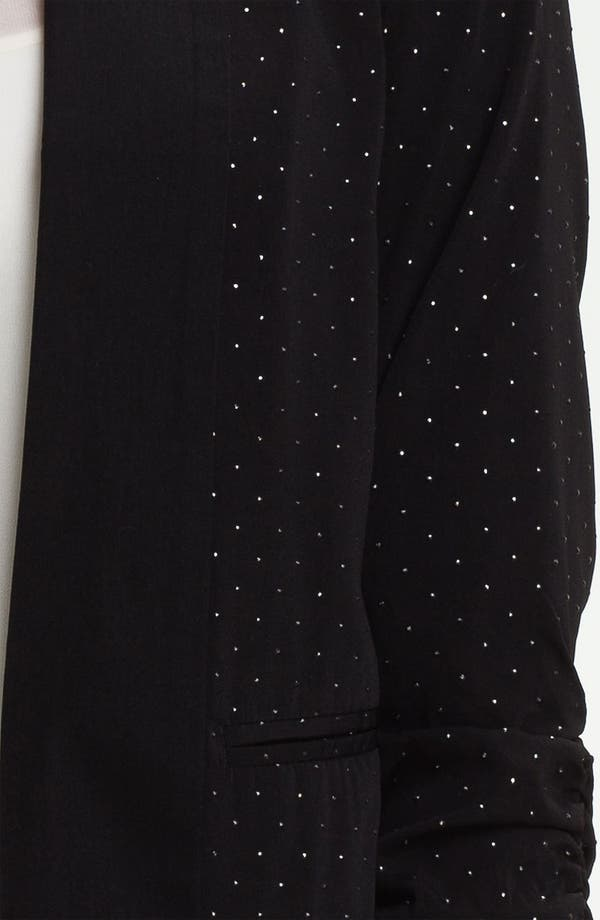 Alternate Image 3  - Stoosh Pindot Stud Blazer (Juniors)