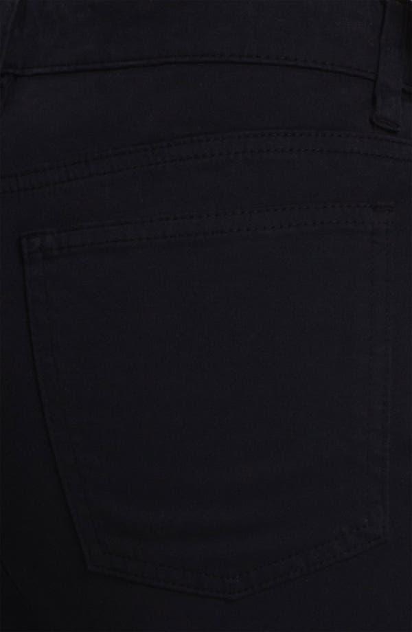 Alternate Image 3  - Eileen Fisher Straight Leg Stretch Jeans